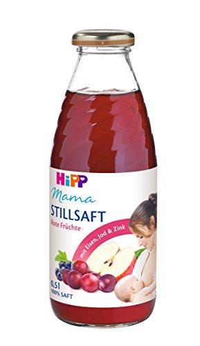 HiPP Mama Stillsaft - rote Früchte, 6er Pack (6 x 500 ml)