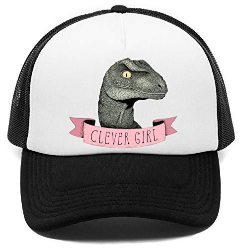 Vendax Clever Girl - Jurassic Park Kappe Baseball Rapper Cap