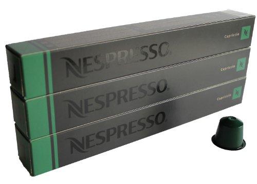 Nespresso Sortiment Capriccio (Espresso), 30 Kapseln