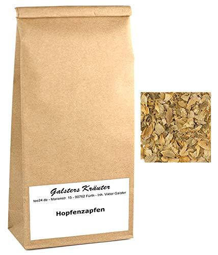 100g Hopfenblüten Hopfen-Tee Hopfenzapfen Hopfenblüten-Tee | Galsters Kräuter