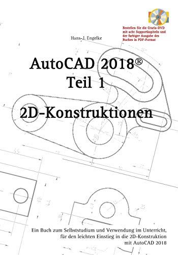 AutoCAD2018: 2D-Grundkonstruktionen