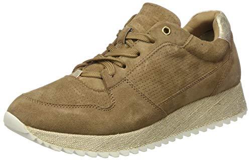 Tamaris Damen 1-1-23731-24 Sneaker, Braun (Pepper 324), 41 EU