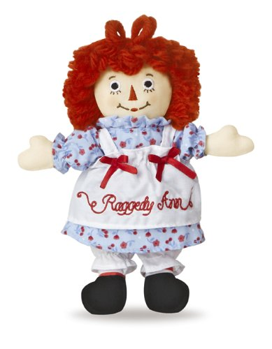 Aurora World Raggedy Ann Classic Doll 8