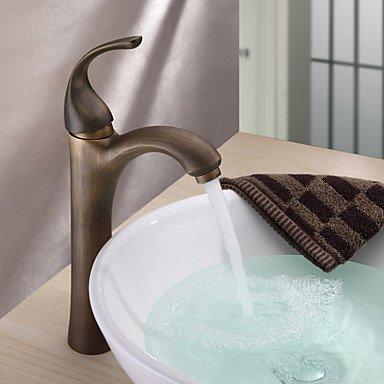 Miaoge Centerset Laiton antique de salle de bain...