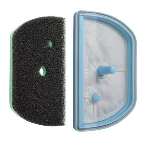 WT-DDJJK Staubsaugerabdeckung, 1 Satz Staubsauger-Vorfilter Baumwolle und Reinigung für Kehrroboter BOBQCIS