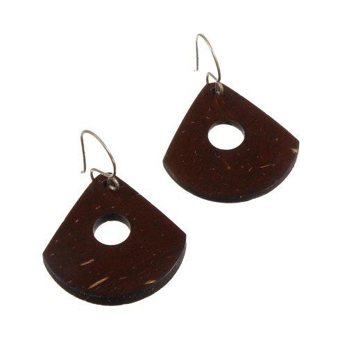 Orecchini CO1774 drachensilber orecchini exklusiv naturalmente si lascia lavorare in cocco simandra productsave