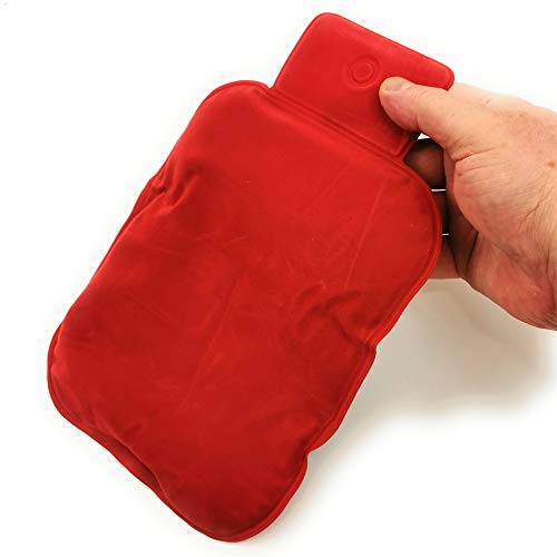 Kerafactum Moorkissen Rücken Schulter Wärmekissen für Mikrowelle Wärme Kissen aus Naturmoor Gel sanft beschichtet Moorkissen Kissen wiederverwendbar Natur Moor Wärmflasche für Kinder Erwachsene