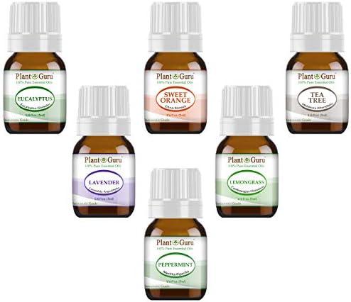Top 10 Best lavender essential oil plant guru Reviews