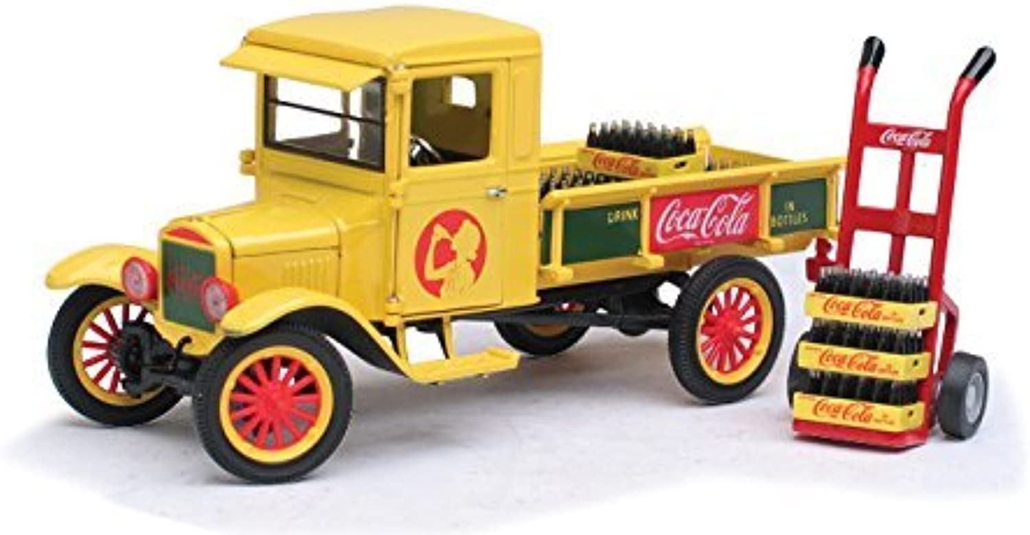 Coca Cola 1 32 Scale 1923 Ford Model TT Pickup Truck Licensed Collectable DieCast Model by CocaCola