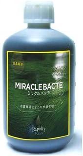観賞魚の水質浄化安定剤 ミラクルバクテ1000ml【液体タイプ】