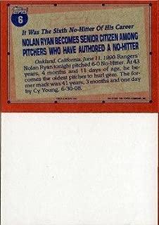 1991 topps error cards