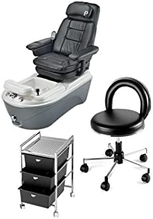 pibbs pipeless pedicure chairs