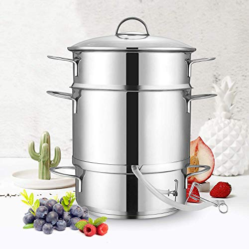 fruit juice steamer - 3