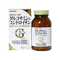 オリヒロ グルコサミン&コンドロイチン