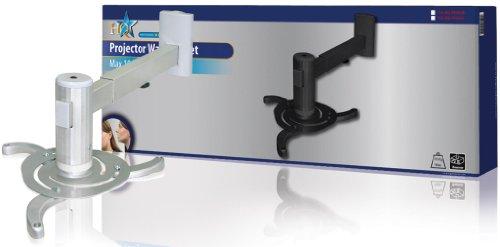 HQ TVS-HQ-PRO03S Beamer-Wandhalterung für Projektor (Belastbarkeit 10kg)