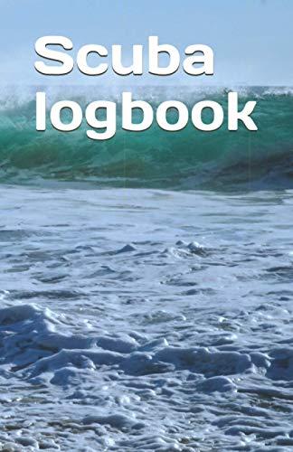 Scuba logbook: Scuba diving log