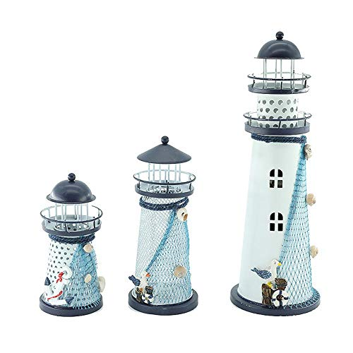 Pequeño faro lámpara de modelado dormitorio decoración del hogar linterna mesita de noche pequeña decoración pequeña lámpara de péndulo