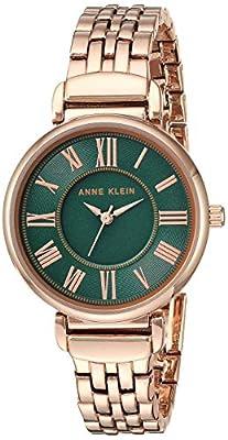 Anne Klein Women's Quartz Metal Bracelet Watch