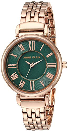 Anne Klein Dress Watch (Model: AK/2158GNRG)
