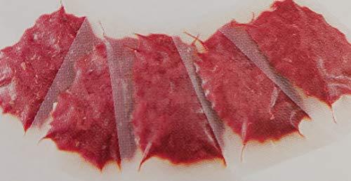国産 冷凍 馬刺し ( 赤身 ) 約1kg(個約50g前後×20個)×3P 業務用  馬肉