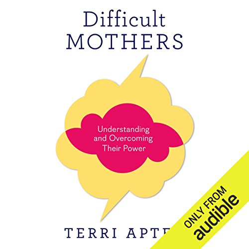 Difficult Mothers audiobook cover art