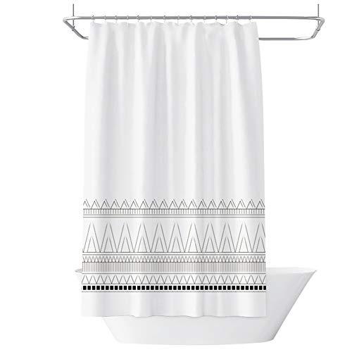 Douchegordijn vormbewijs Resistant Milieuvriendelijk Woondecoratie Gordijn reukloos Waterproof 'Brede Gordijn Polyester (Size : 240X200cm)