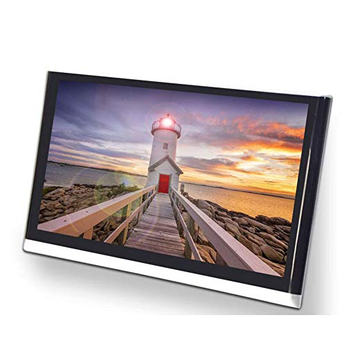 QIQIDIAN Monitor del Reposacabezas del Coche 12,5 Pulgadas Android 9.0 1920 * 1080 4K 1080P Pantalla Táctil WiFi/Bluetooth/USB/SD/HDMI/FM/Mirroring/Miracast,1pcs