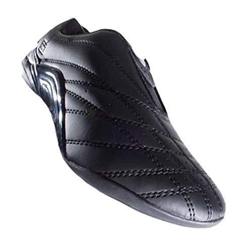 MOOTO Wings Korea Taekwondo Shoes Competition Black/Twotone 270mm(US 8.5), Black