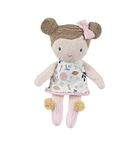 Little Dutch Rosa muñeca blandita pequeña (Juguete)