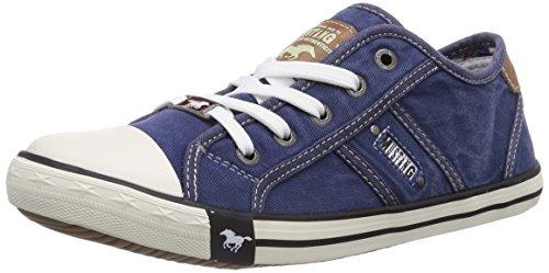 Mustang Damen 1099-302-841 Sneakers, Blau (841 Jeansblau), 40 EU