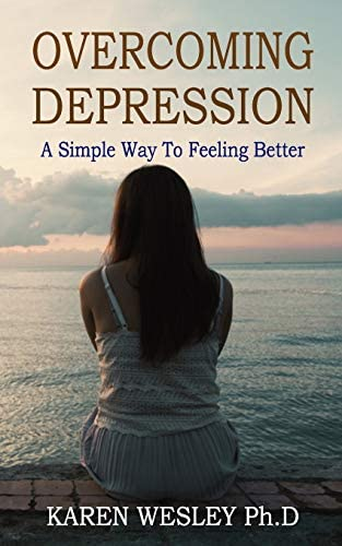 OVERCOMING DEPRESSION A SIMPLE WAY TO FEELING BETTER product image
