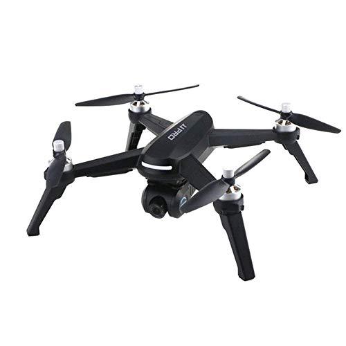 LIANYANG Drone Remote Control Aircraft 1080P HD Cámara GPS Posicionamiento Brushless HD Fotografía aérea Transmisión de Imagen en Tiempo Real seguida por Drone Aircraft