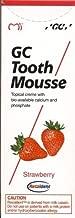 Gc Tooth Mousse Protección Diente Crema Fresa, 1-Pack (1 X 40 G)