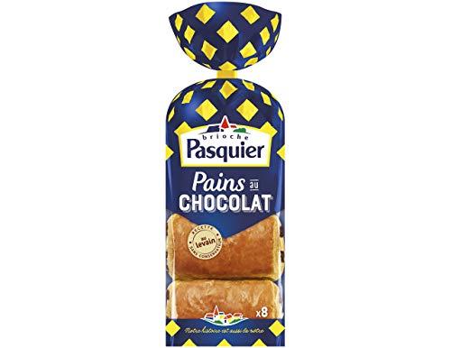 Pasquier Pane Al Cioccolato X 8 Brioche Della Confezione 360 ??G