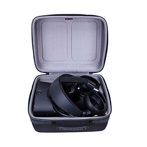 XANAD Estuche rígido de viaje para Oculus Rift S PC-Powered VR Gaming Headset - Bolsa protectora de almacenamiento