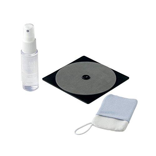 サンワサプライ CD/DVDクリーナー CD-R54KT