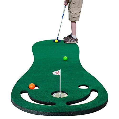 Putter Golf Niño Marca Crestgolf
