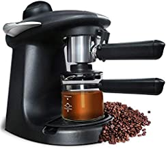 Coffee Machine, Espresso Machine, Semi-Automatic Small Steam All Commercial The Capsule Coffee Machine, Household Electric...