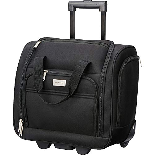 Geoffrey Beene Luggage 16 Inch Underseater Carry-On (Black)
