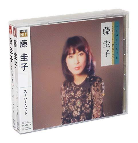 藤圭子 スーパー・ヒット 昭和歌謡曲を歌う CD2枚組 (収納ケース)セット