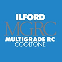 Ilford Multigrade Cooltone Resin Coated (RC) Black & White Paper (8 x 10', Pearl, 100 Sheets) [並行輸入品]
