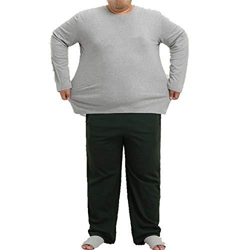 hombres mangas de rayas pijama de los hombres conjuntos de pijama ropa para el hogar