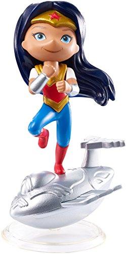 DC Super Hero Girls Mini Wonder Woman Personaggio Vinile Figure