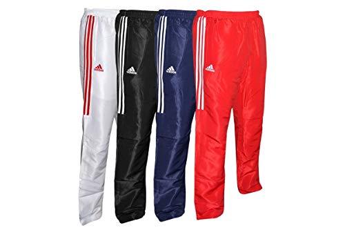 adidas Tracksuit Pantaloni Uomo, Rosso, S
