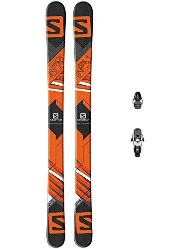 Freestyle Juego de esquí niños Salomon NFX Jr 140+ N L102015Juventud