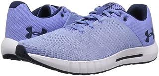 Under Armour(アンダーアーマー) レディース 女性用 シューズ 靴 スニーカー 運動靴 UA Micro G Pursuit - Chambray Blue/Talc Blue/Academy [並行輸入品]