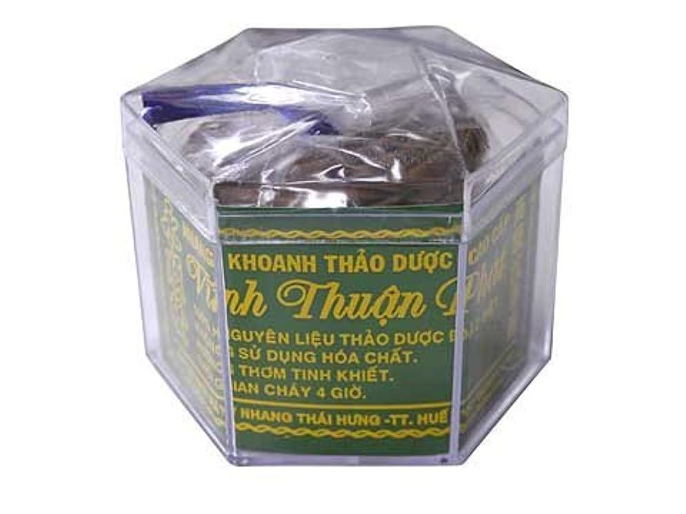 創始者懸念武器Vietnam Incense ベトナムのお香【高級沈香圓 渦巻き香】永順発