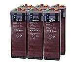 Baterías Estacionarias Solares 2V 1800Ah - 6 uds   Instalaciones Fotovoltaicas +20 Años Vida Útil