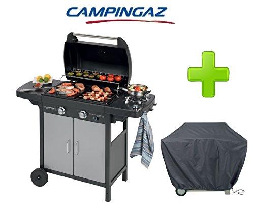 TROLLEY copertura per barbecue Barbecue METEO Copertura Mobili da Giardino COV 017