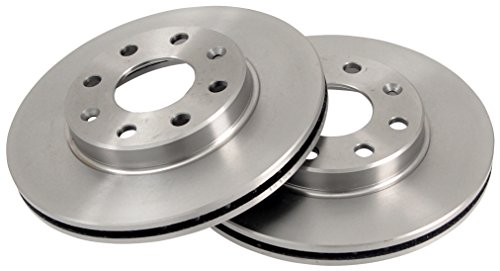 ABS 18166 Brake Discs - (Box contains 2 discs)